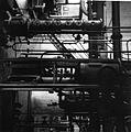 COLLECTIE TROPENMUSEUM De alcoholinstallatie in de spiritusfabriek 'Wates' op Midden-Java TMnr 60012766.jpg