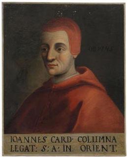 Giovanni Colonna (died 1245)