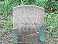CPT Charles Burr headstone.jpg