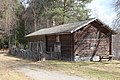 Cabane au Juhani Ahon Museo à Lisalmi. - panoramio.jpg