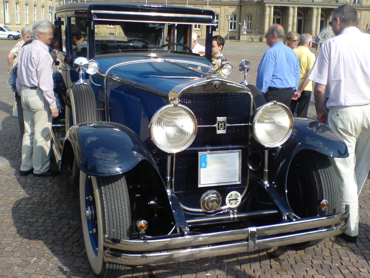 Cadillac Series 341 – Wikipedia