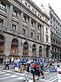 Caixa Catalunya - Correfoc infantil i preparatius del correfoc gran P1160667.JPG
