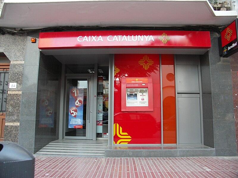 File:Caixa Catalunya branch on Ibiza.jpg