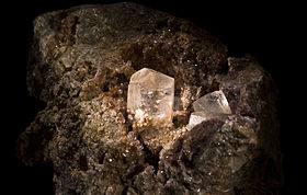 Image illustrative de l'article Calcite