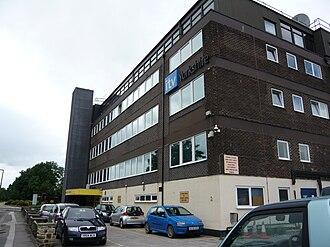 Calendar (UK TV programme) - Calendar studios in Leeds