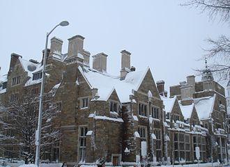 Hopper College - Calhoun College