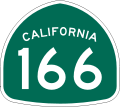 California 166.svg