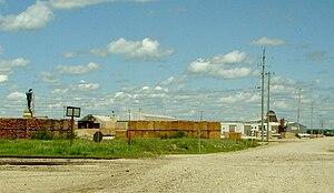 Calstock, Ontario - Calstock mill