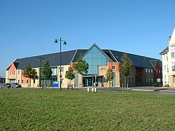 Cambourne Library and Health Centre - geograph.org.uk - 385143.jpg