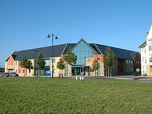 Cambourne - Cambourne library and health centre