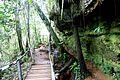 Caminho para a Cachoeira do Marimbondo Chapada dos Guimarães - MT, 78195-000.jpg