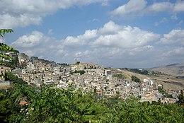 Panorama di Cammarata