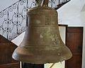 Campaneta gòtica de l'ermita de santa Llúcia, museu Soler Blasco de Xàbia.JPG
