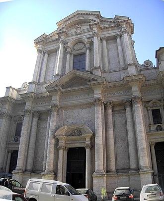 Santa Maria in Campitelli - Santa Maria in Campitelli.