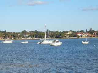Canada Bay, New South Wales Suburb of Sydney, New South Wales, Australia