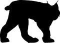 Canada lynx silhouette.pdf