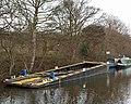 Canal work boat - geograph.org.uk - 749676.jpg