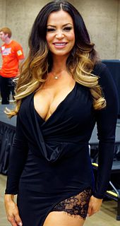 Candice Michelle American model, actress and professional wrestler