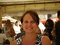 Candice Nicolas - Comédie du Livre 2011 - Montpellier - P1160031.jpg