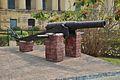 Cannon - Hazarduari Complex - Nizamat Fort Campus - Murshidabad 2017-03-28 6404.JPG
