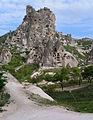Cappadocia - Göreme Mountain wza.jpg
