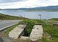 Car ramp near Urgha Beag - geograph.org.uk - 499970.jpg