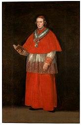 Cardinal Luis María de Borbón y Vallabriga