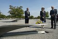 Carl XVI Gustaf and Silvia, the King and Queen of Sweden, at the Pentagon Memorial.jpg