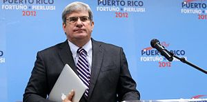 New Progressive Party (Puerto Rico) - Carlos Pesquera