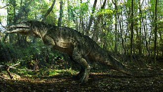 2015 in paleontology - Carnufex