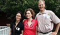Caroline Law, Sarah Harmer, and Frank de Jong (2564674833).jpg