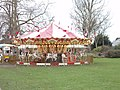 Carousel at Kew for Christmas - geograph.org.uk - 1089016.jpg