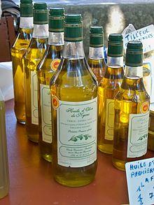 huile olive nyons