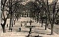 Carte postale place Jean Jaurès (Castres) 02.jpg