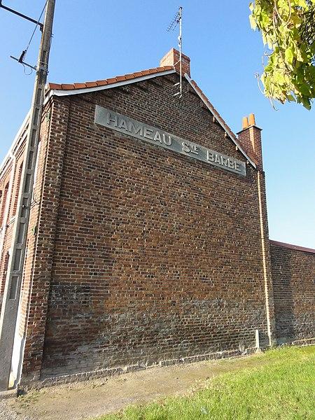 Cité de la Fosse n° 1 de la Compagnie des mines de Carvin, Carvin, Pas-de-Calais, Nord-Pas-de-Calais, France.