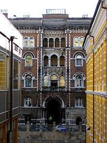 Casa Veneziana, kuća nekadašnjeg vlasnika Tvornice torpeda