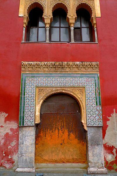 File casa cerca de la mezquita c rdoba spain jpg - La casa de la mezquita ...