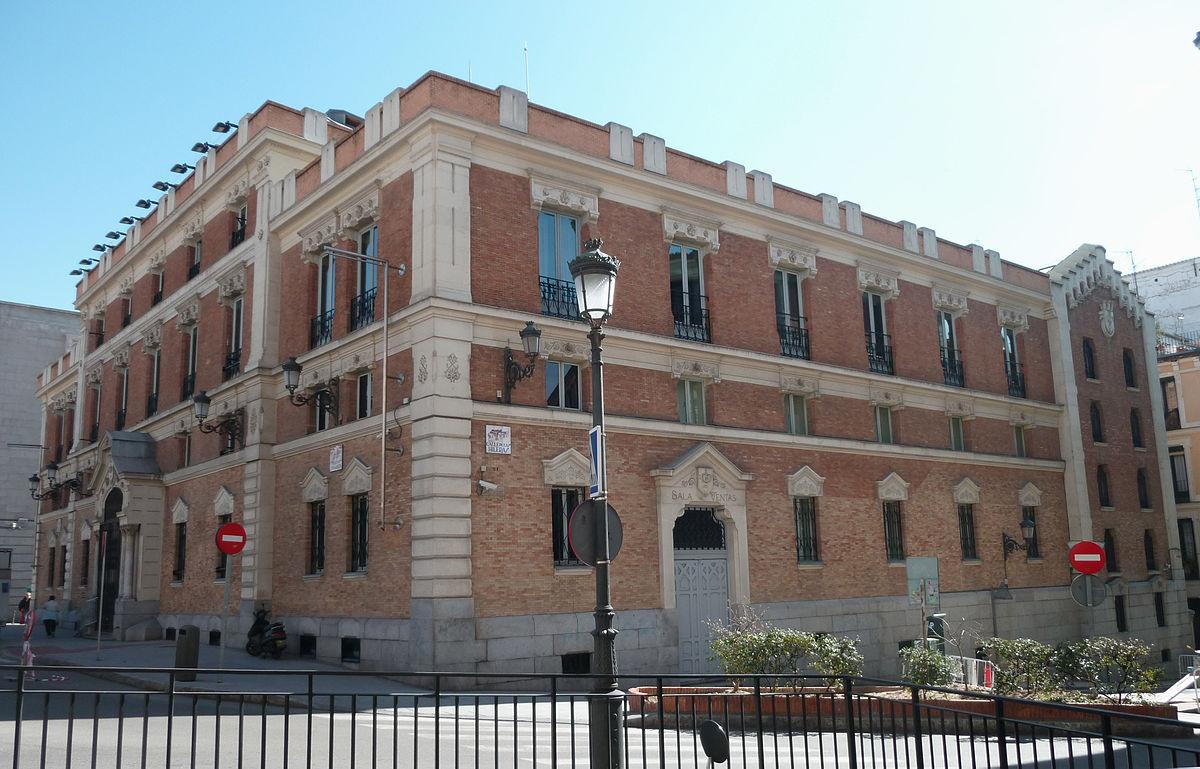 Casa de las alhajas wikipedia la enciclopedia libre - Casa de cr7 en madrid ...