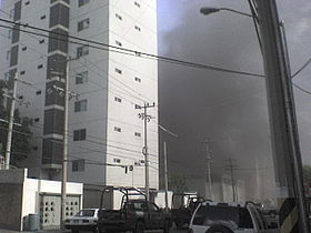 Image illustrative de l'article Attentat de Monterrey de 2011