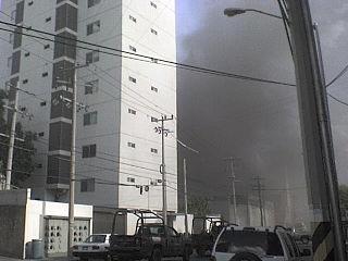 2011 Monterrey casino attack