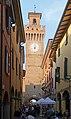 Castel San Pietro, Torre dell'Orologio - panoramio.jpg