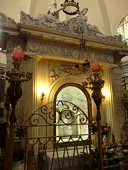Castellazzo Bormida-santuario della Creta-cappella ex voto2