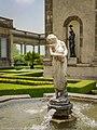 Castillo de Chapultepec, beautiful sculpture inside its gardens.jpg