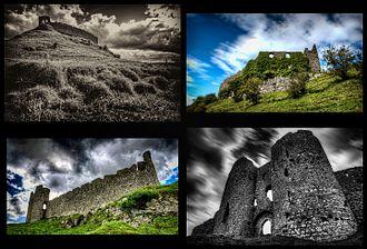 Castle Roche - Montage of Castle Roche