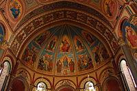 Cathédrale Saint-Caprais Agen Interieur3.JPG