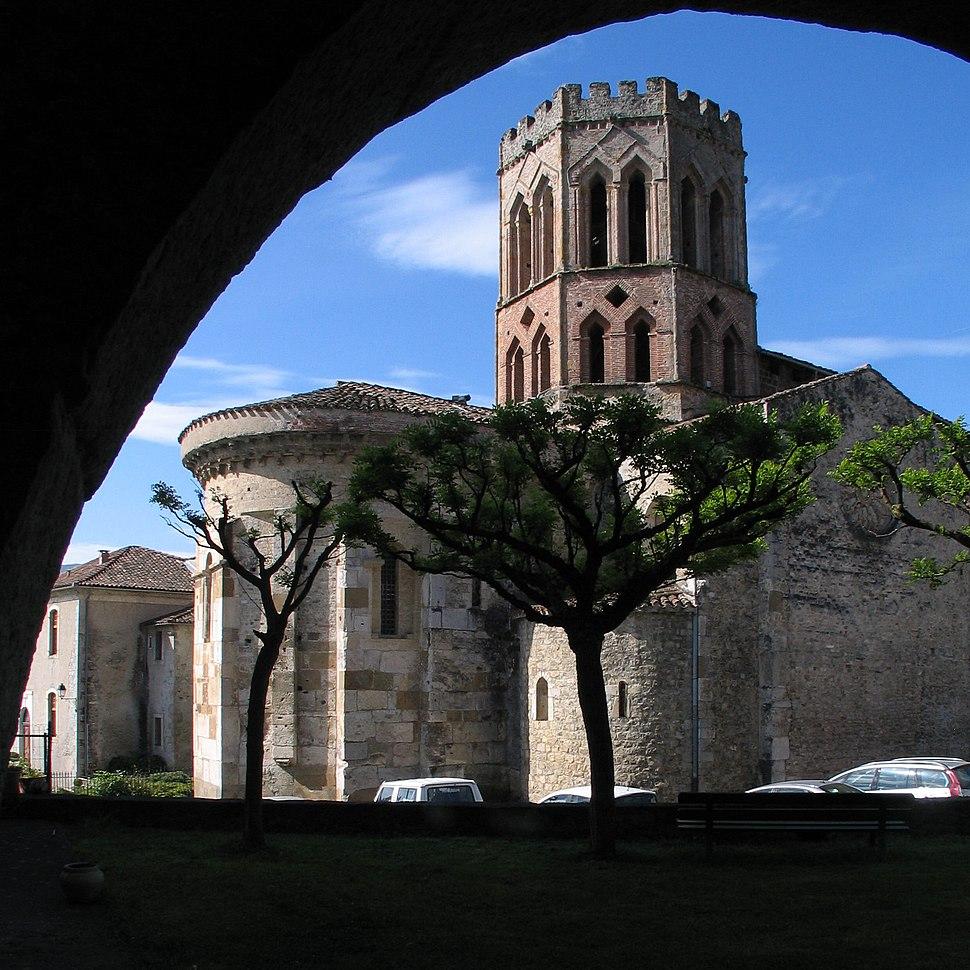 Cathédrale Saint-Lizier - Saint-Lizier 01.jpeg
