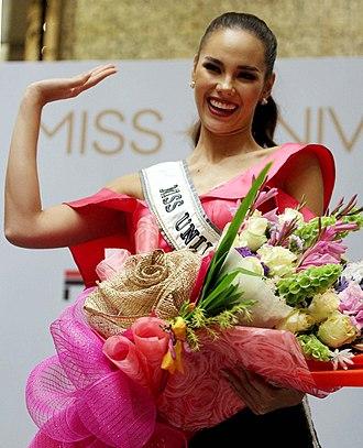 Binibining Pilipinas 2018 - Catriona Gray, Miss Universe 2018