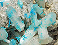 Cavansite sur stilbite (Poonah, Maharashtra - India) 5.jpg