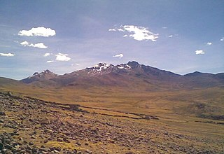 Chipao District District in Ayacucho, Peru