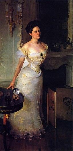 Cecilia Beaux mrs Larz Anderson